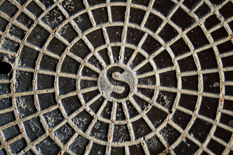 Download Symmtery pattern stock photo. Image of grate, wrought - 6236642