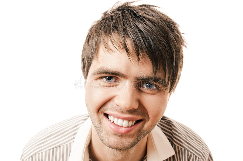 Download Sympathetic guy stock photo. Image of dude, pose, handsome - 24254034