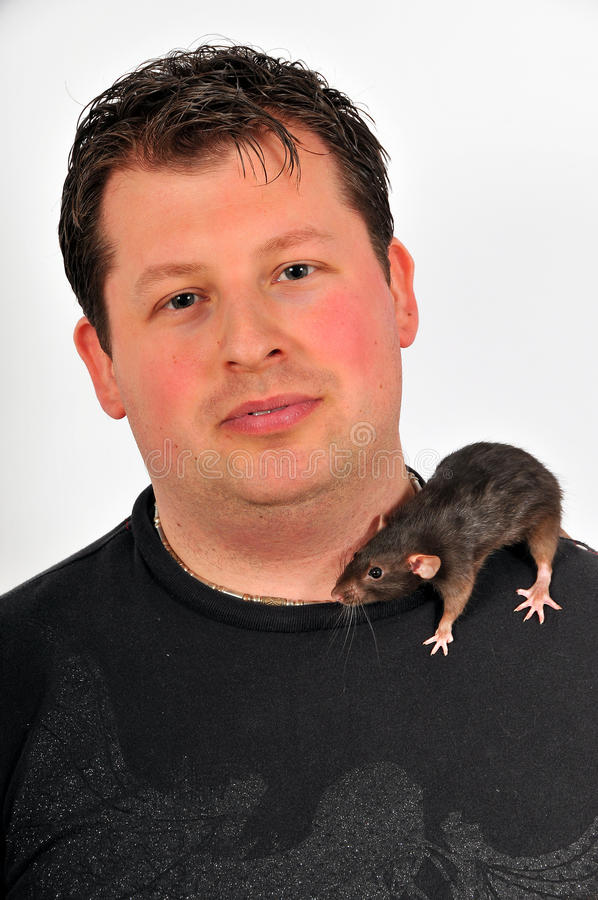 Download Sympathetic man 10 stock photo. Image of mammals, expression - 16915852