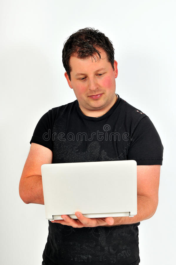 Download Sympathetic man 48 stock photo. Image of people, person - 16924842