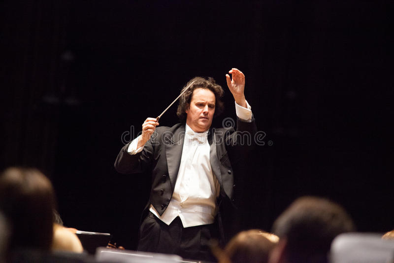 Download Conductor Hobart Earl editorial photography. Image of classical - 30048902