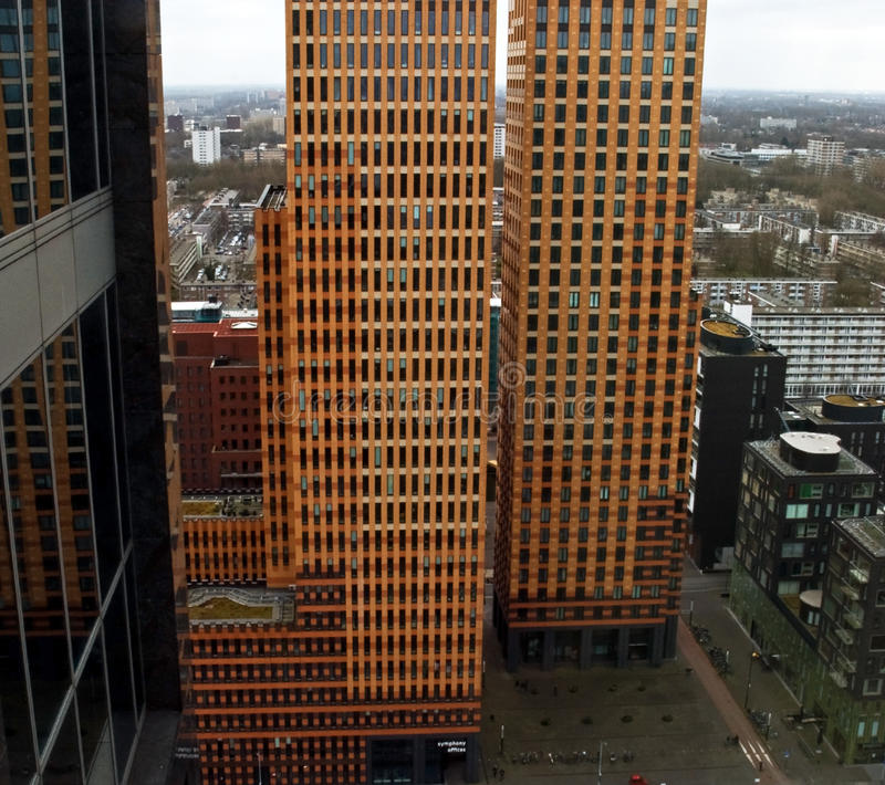 Symphony Towers stock photo