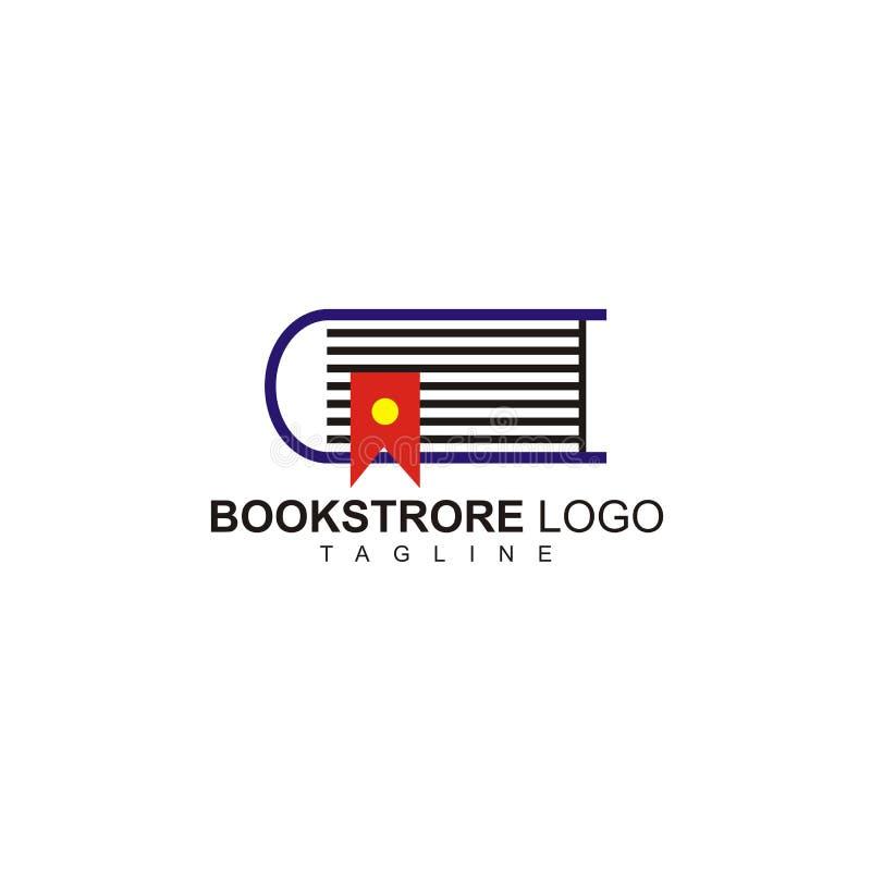 Symple książki logo projekt royalty ilustracja