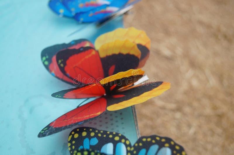 Symulacja motyl obraz stock