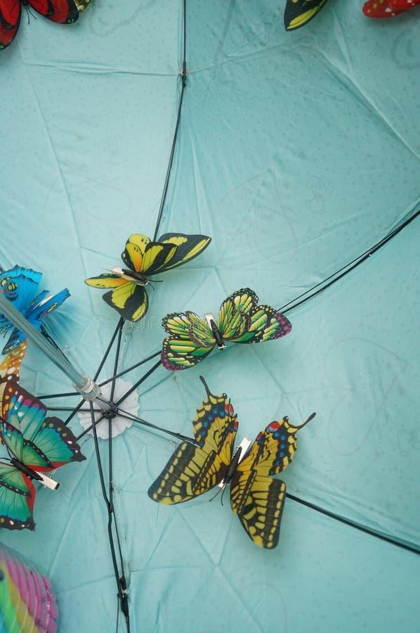 Symulacja motyl obraz royalty free