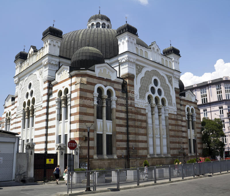 Synagoge stock foto's