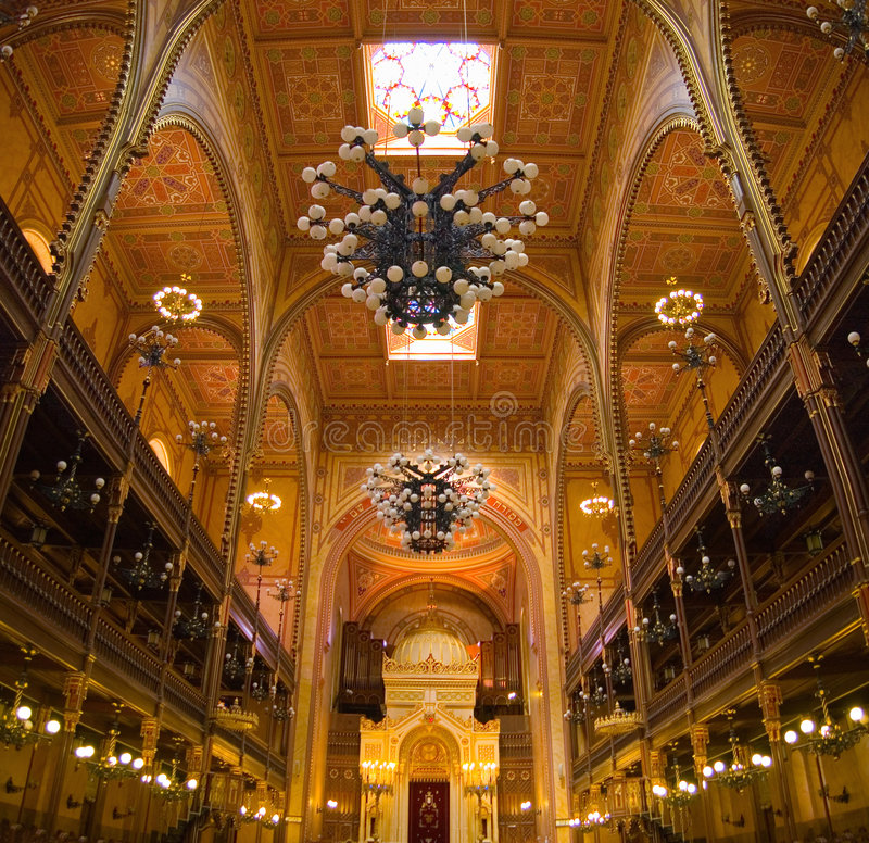 Free Synagogue 2 Royalty Free Stock Photos - 1194158