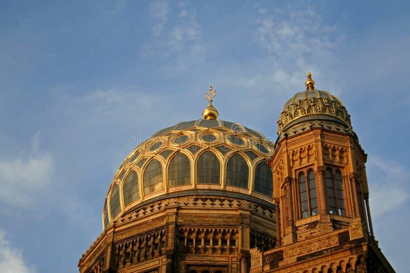 Synagogue stock photo
