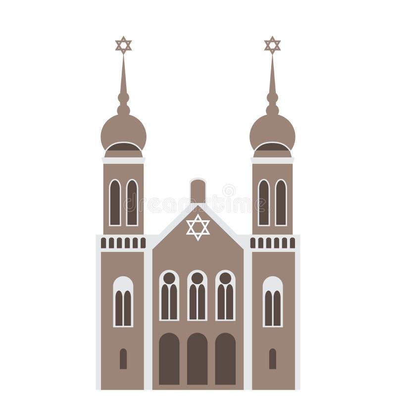synagogue royalty illustrazione gratis