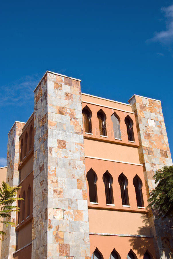 Synagogue stock image