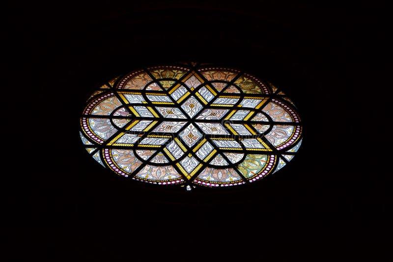 Synagogue espagnole à Prague images stock