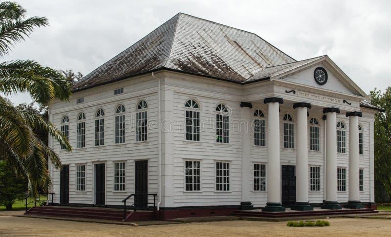Synagogue Paramaribo de Neve Shalom photographie stock