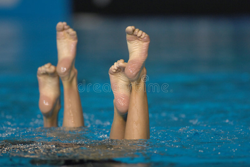 Download Synchro 025 stock image. Image of feet, sport, syncrhonized - 2488439