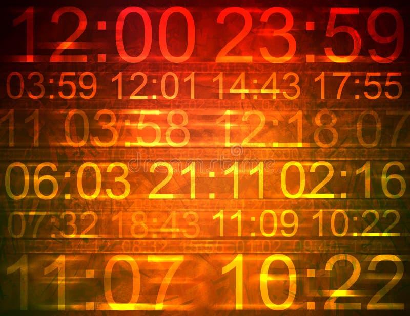 Synchronisation Parfaite Image stock