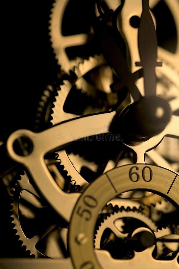Synchronisez le mécanisme image stock