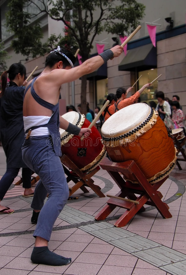 Download Synchronism stock image. Image of rhythm, japan, asian - 875241