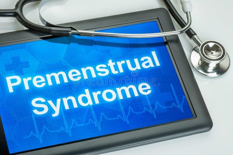 Syndrome prémenstruel images stock