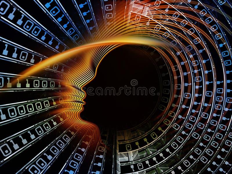 Synergiowie obliczenia ilustracji