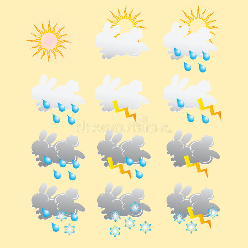 Download Synoptic characters stock vector. Image of vector, creative - 24499075