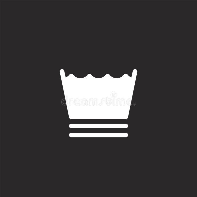syntetyczna ikona Wypełniająca syntetyczna ikona dla strona internetowa projekta i wiszącej ozdoby, app rozwój syntetyczna ikona  ilustracji