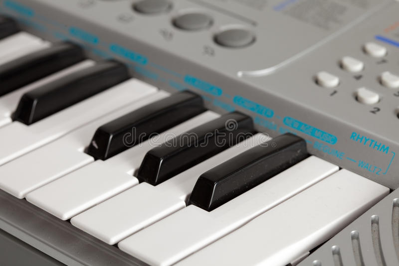 Download Synthesizer stock photo. Image of white, buttons, entertainment - 12206548