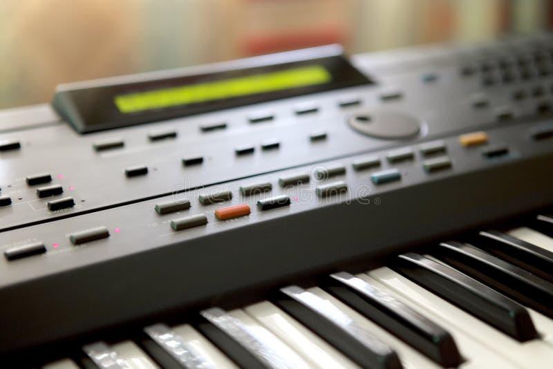 Synthesizer royalty-vrije stock afbeeldingen