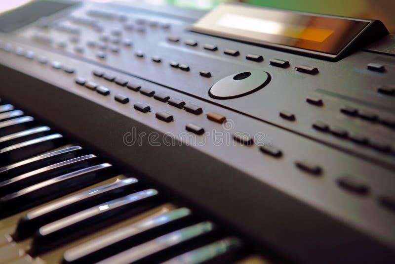 Synthesizer stock foto