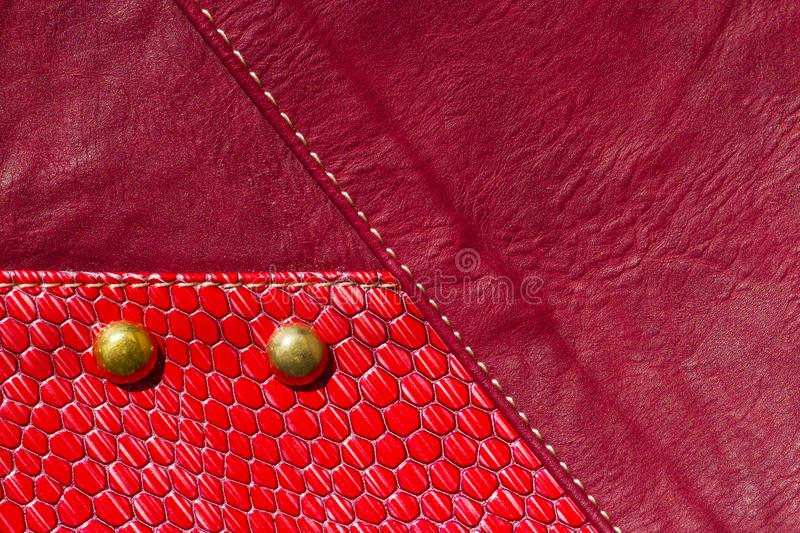 Synthetic material texture close up stock image