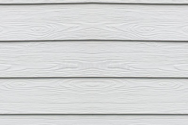 Synthetische houten het huisachtergrond van de textuurmuur stock afbeelding