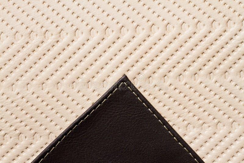 Synthetische materiële textuur dichte omhooggaand royalty-vrije stock foto's
