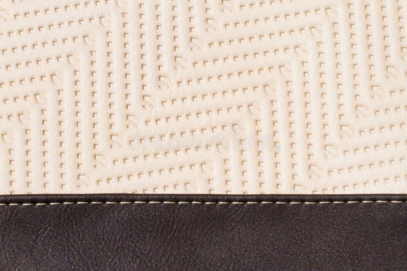Synthetische materiële textuur dichte omhooggaand stock fotografie