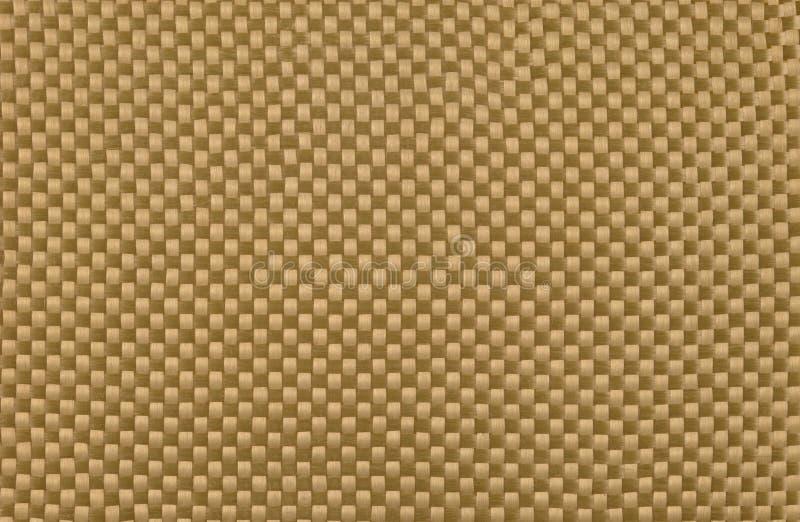 Synthetisches Kevlar-Fasertuch stockfoto