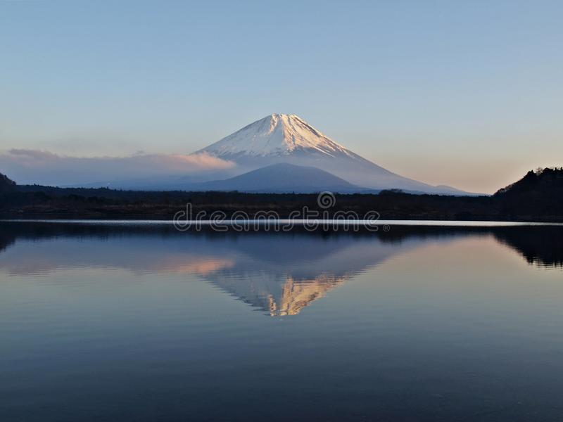 syoji λιμνών fuji στοκ εικόνες