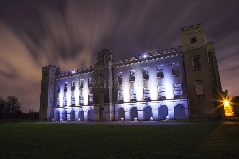 Syon dom w Londyn obraz royalty free