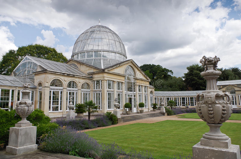 Syon Park Great Conservatory 4