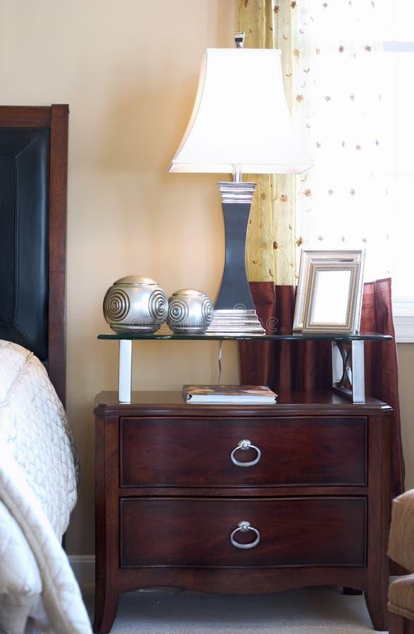 sypialnia zdjęcia stock