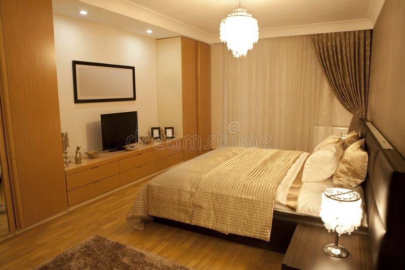 Download Sypialnia Apartament Obraz Stock - Obraz: 17996361