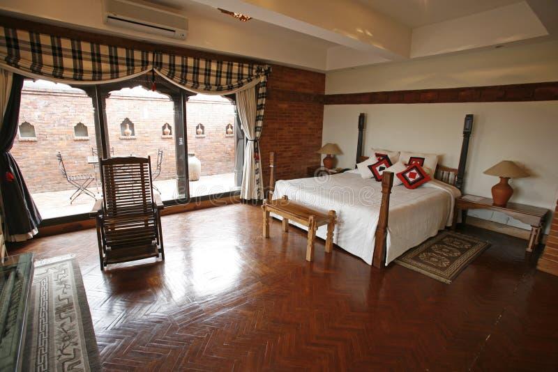 sypialnia jest luksusem fotografia royalty free