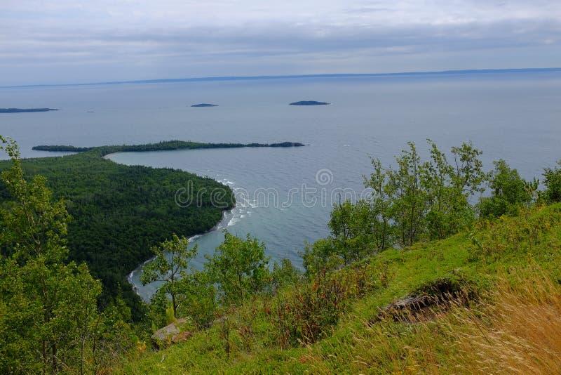 Sypialny Gigantyczny prowincjonału park obrazy royalty free