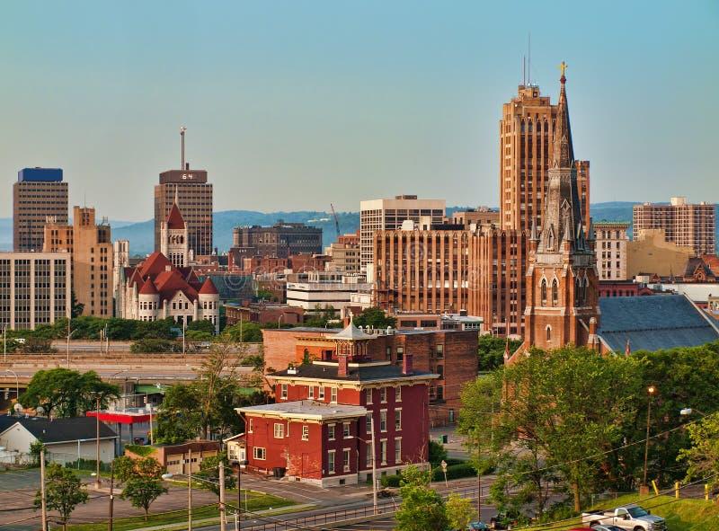 Syracuse, New York royalty-vrije stock foto