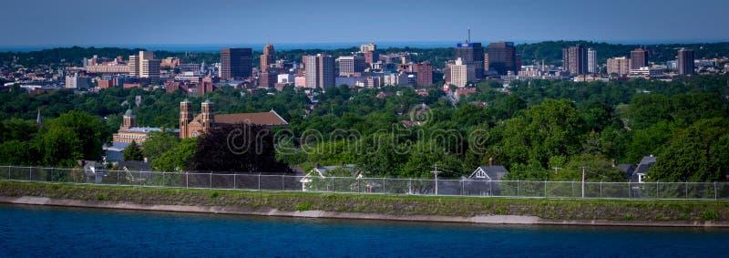 Syracuse Nowy Jork obrazy royalty free