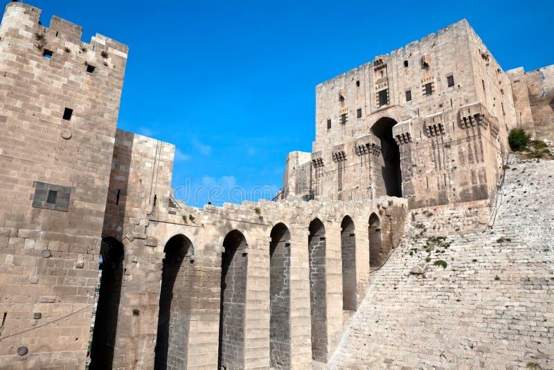 Syria - Aleppo royalty free stock photos