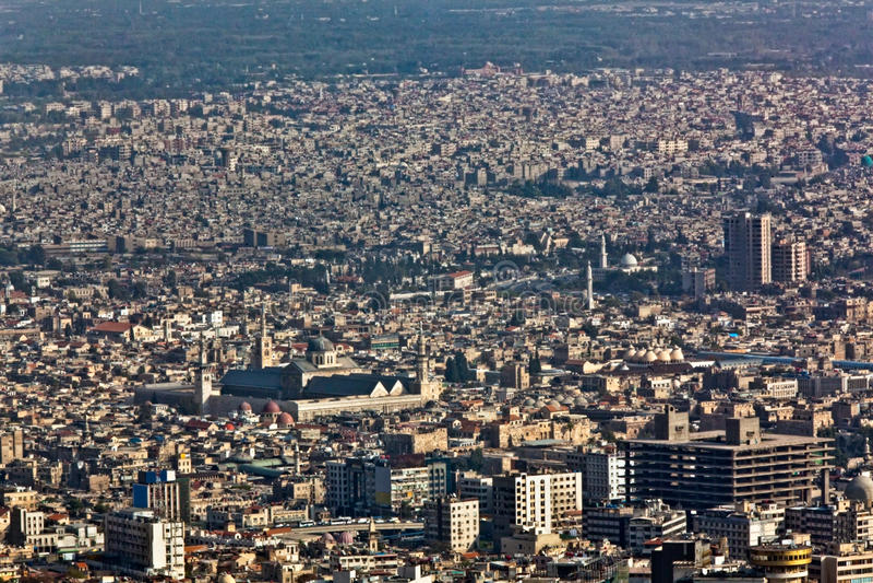 Syria - Damasco fotos de stock royalty free