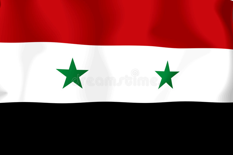 Download Syria  Flag Royalty Free Stock Image - Image: 6945776