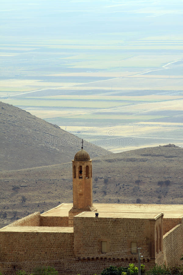 Free Syriac Church In Mardin City Royalty Free Stock Images - 26074869