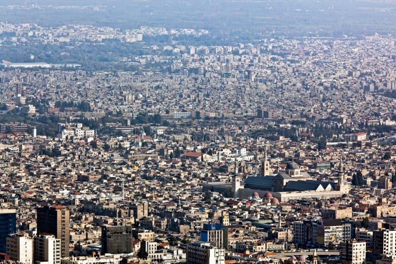 Syrien - Damaskus lizenzfreie stockfotos