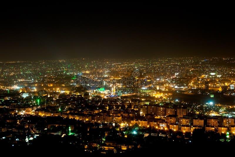 Syrien - Damaskus stockfotos