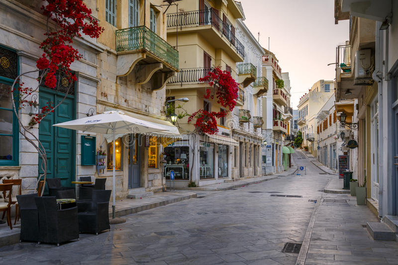 Syros immagine stock libera da diritti