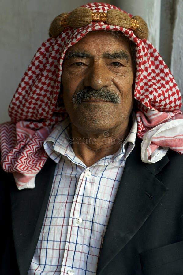 Syryjski mężczyzna zdjęcie stock