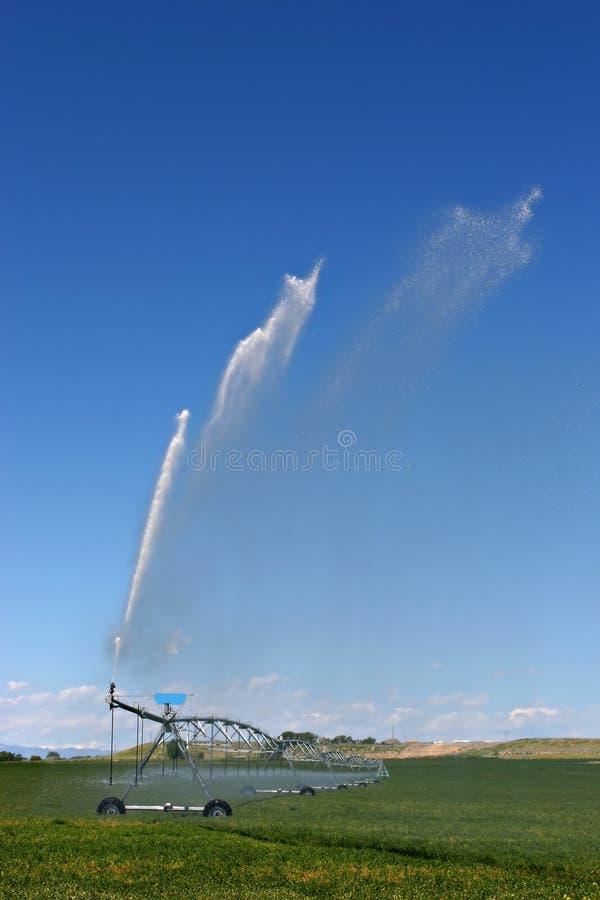 Système d'irrigation automatisé images libres de droits